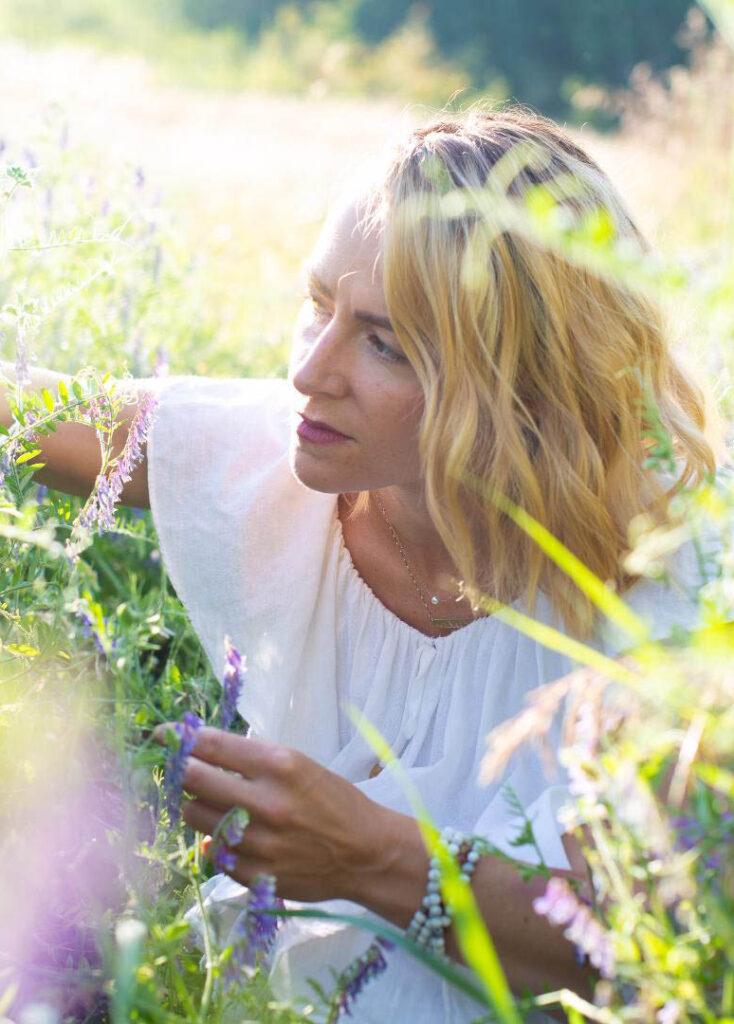 Vanessa Heerschop Wild Flowers